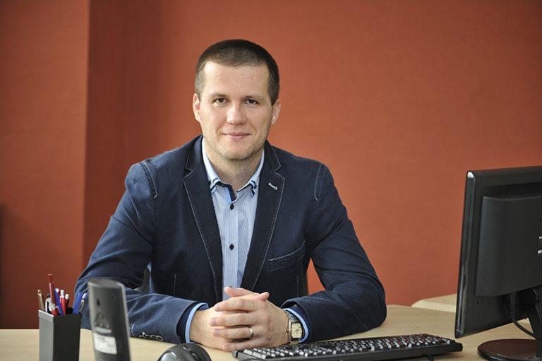 Ing. Ján Mačko - Obchodný riaditeľ, VAMEX
