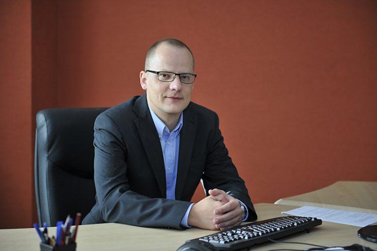 Ing. Peter Ferčák - Ekonomický riaditeľ, VAMEX