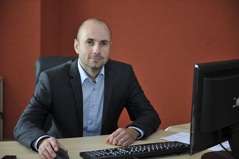 Ing. Vladimír Pavľák - Riaditeľ dopravy, VAMEX