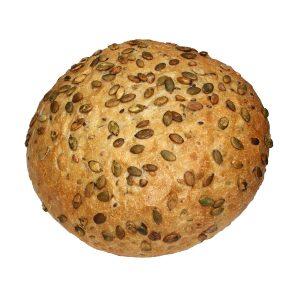 VAMEX - Chladené - Chlieb tekvicový okrúhly s posypom